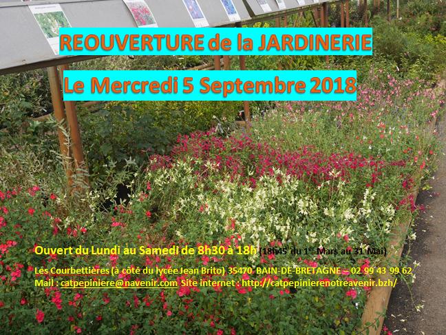 réouverture jardinerie 05092018