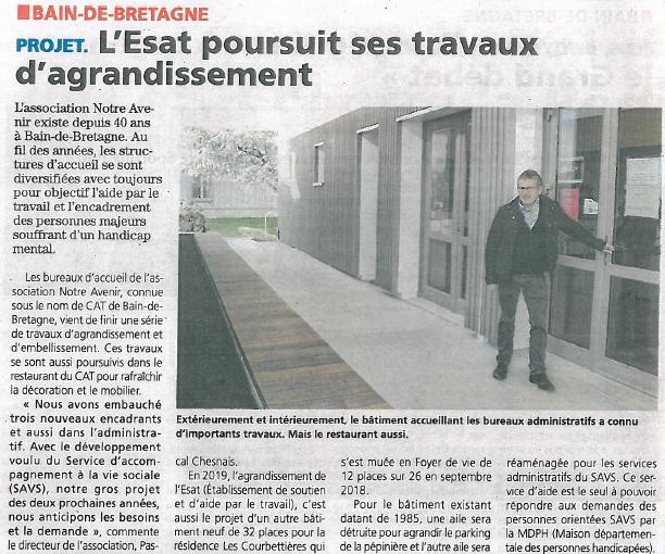 Image 1 - Article l'éclaireur 01-02-2019